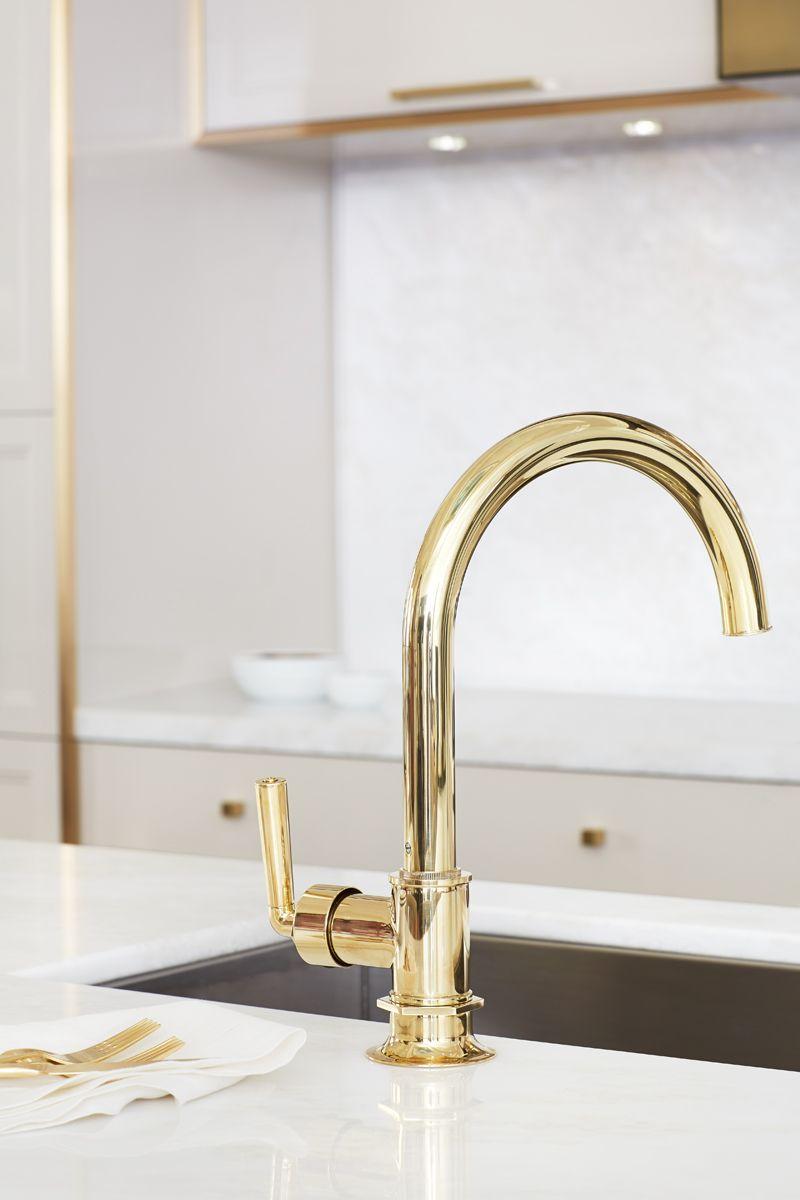 Waterworks, Henry Faucet | Kitchen | Pinterest | Waterworks, Faucet ...