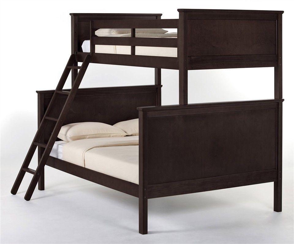 Best School House Twin Over Full Wooden Bunk Bed Ivgstores Pinterest Wooden Bunk Beds Bunk Bed 400 x 300