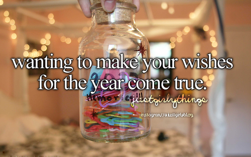 how to wish and make it come true
