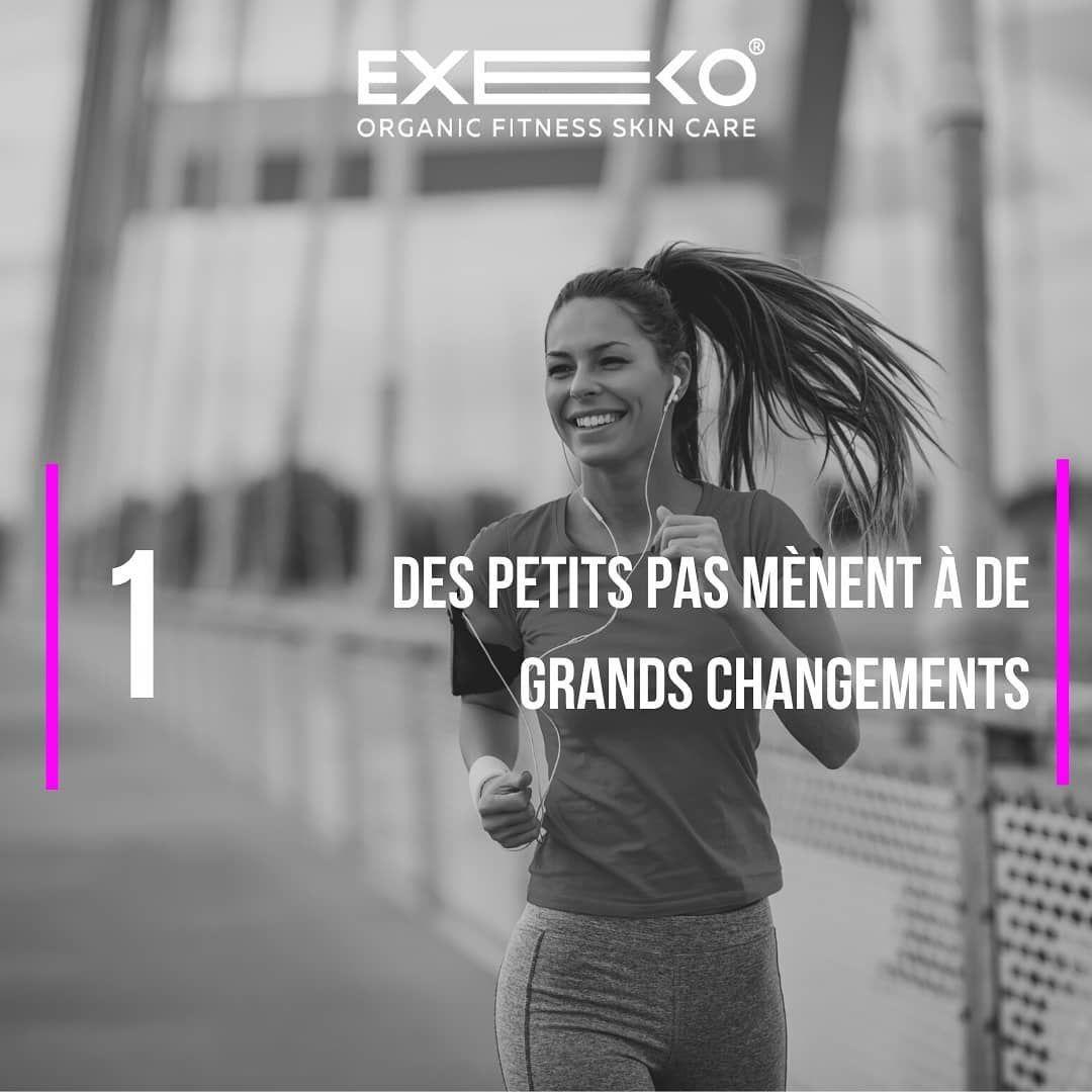 [EXEKO] DES PETITS PAS MÈNENT À DE GRANDS CHANGEMENTS 🏃♀️...[EXEKO] DES PETITS PAS MÈNENT À DE GRAN...