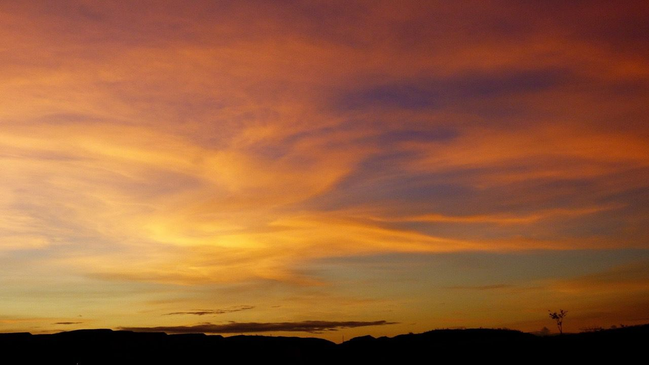 Photo of the Week - Sunset in Mount Isa