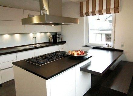 Bildergebnis für küche t form Raumgestaltung Pinterest Searching - insel küchen abverkauf