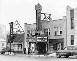 Howell Theater Midget Restaurant