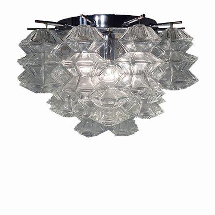 Deckenlampe von Kalmar, 1960er Deckenleuchten Pinterest Kalmar - deckenleuchten für badezimmer
