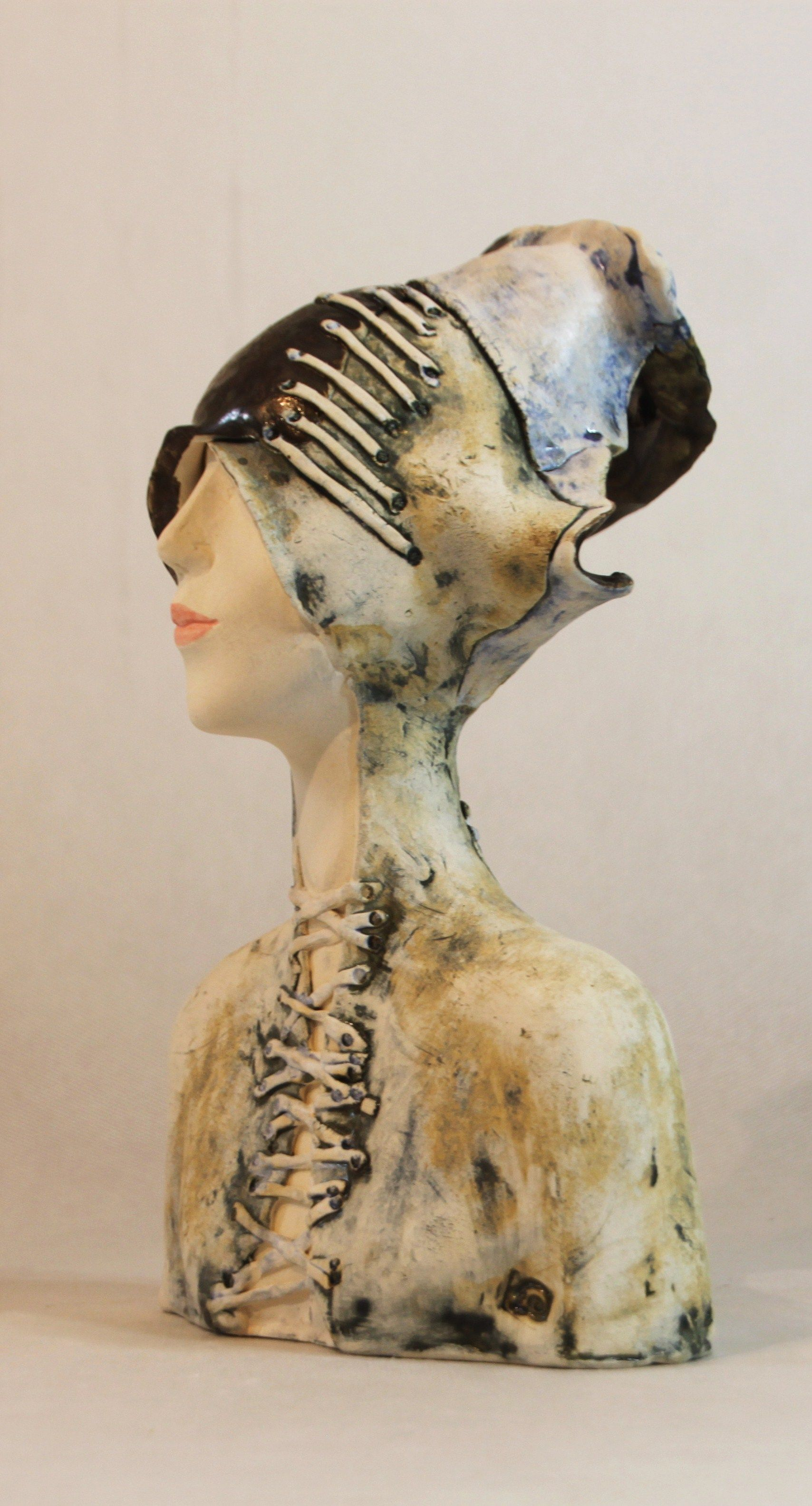 Ceramic Sculpture Art Object Ceramic Art.