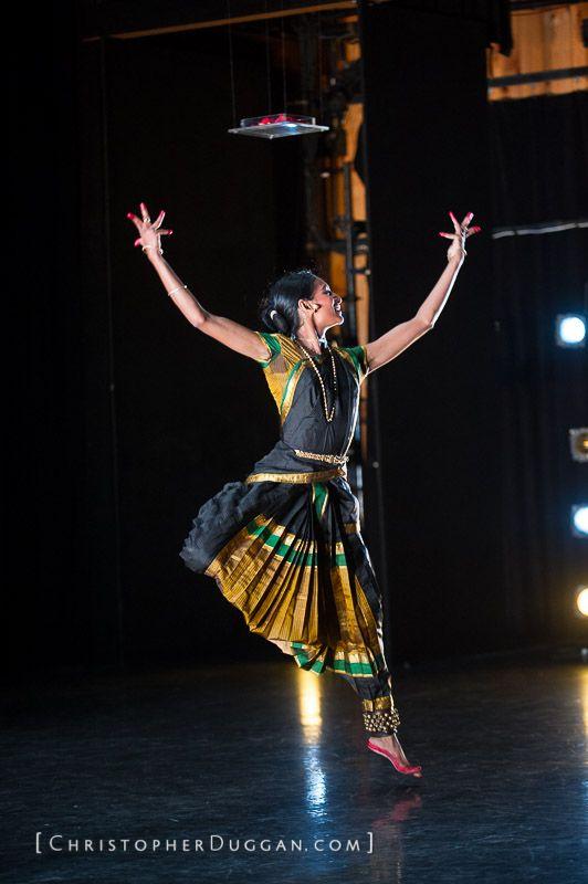 Shantala Shivalingappa at Jacob's Pillow Dance