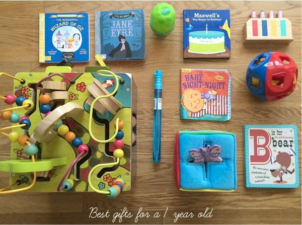 Best Gifts For A 1 Year Old Toys For 1 Year Old