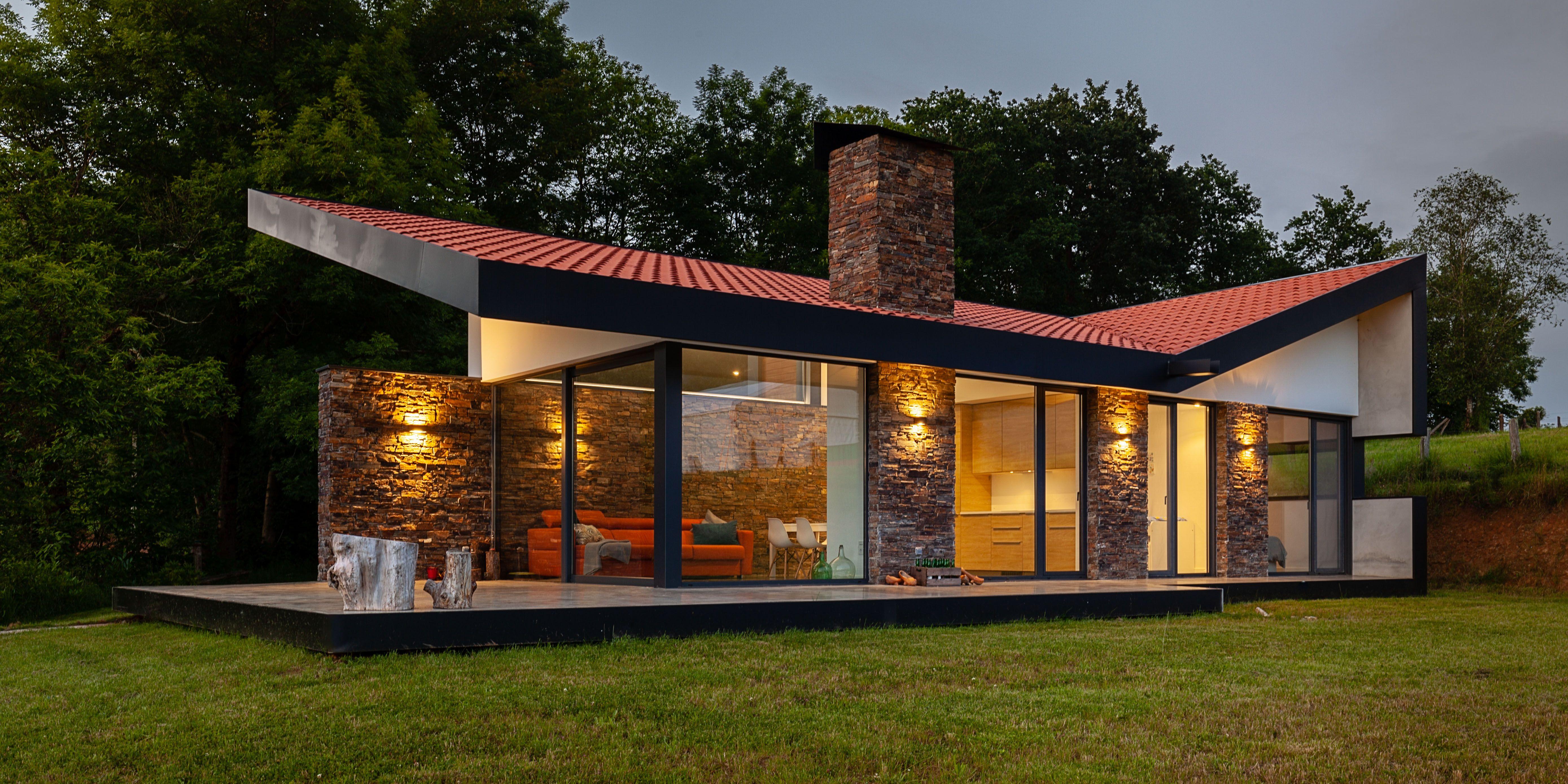 Casa Piloneta Tagarro De Miguel Arquitectos Arquitectos Arquitectura Diseno Casas Modernas