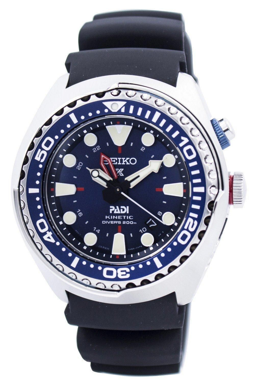 a41cf3301 Seiko Prospex Kinetic Gmt Diver's