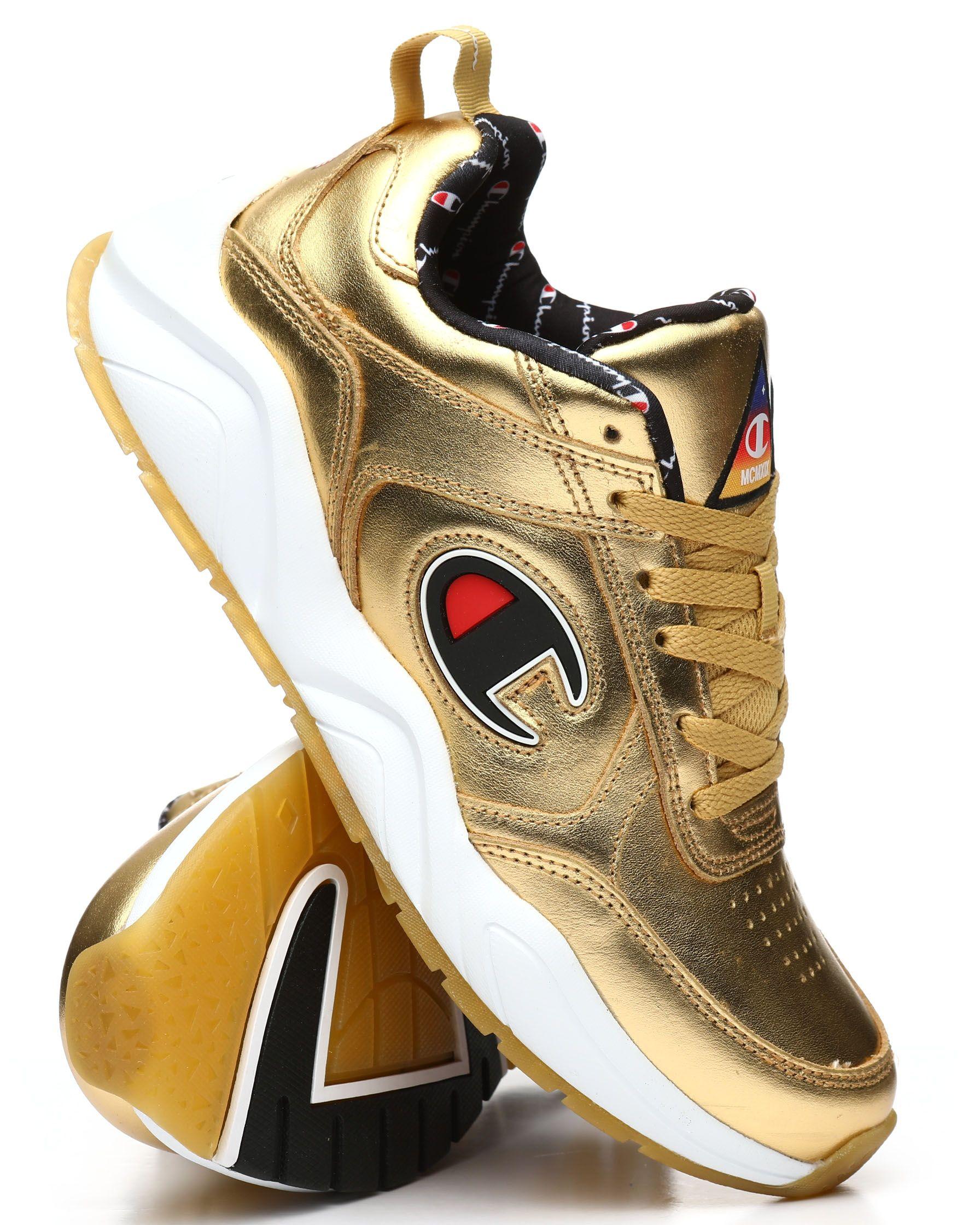 6c8e32c46b4 93Eighteen Metallic Sneakers from Champion at DrJays.com