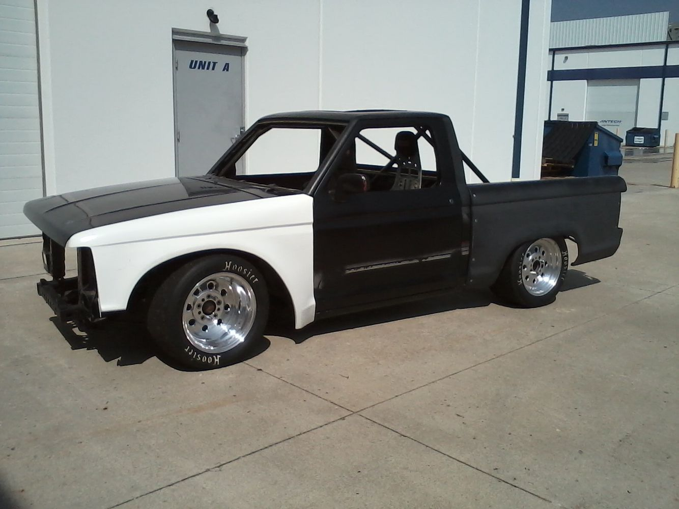 gumby and my ford ranger being built for scca next year full tube chassis and sr20det powered [ 1334 x 1000 Pixel ]