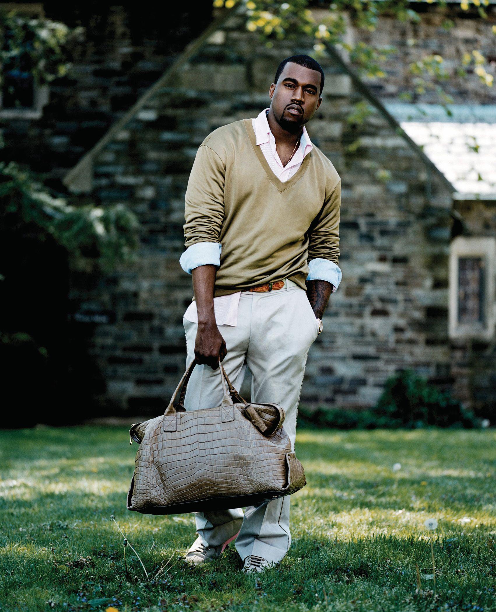 Kanye Writes About His Mother Kanye West Style Kanye West Outfits Kanye Fashion