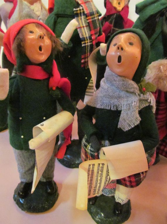 choice carolers byers vintage