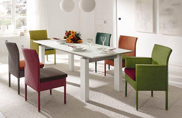 st hle casino 01 03 mit esstisch signo 200 essen dining rooms. Black Bedroom Furniture Sets. Home Design Ideas