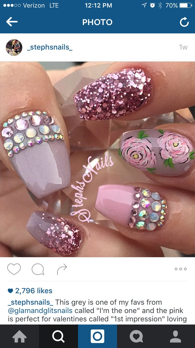 Pin by Traci Stommes on NAILS | Pinterest | Make up