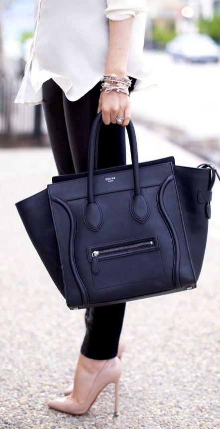 4bf4a3429f What s your go-to work bag  We love a big