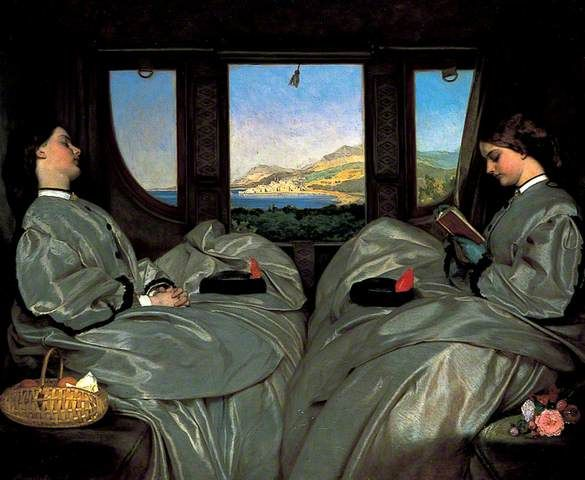 Your Paintings - Augustus Leopold Egg paintings