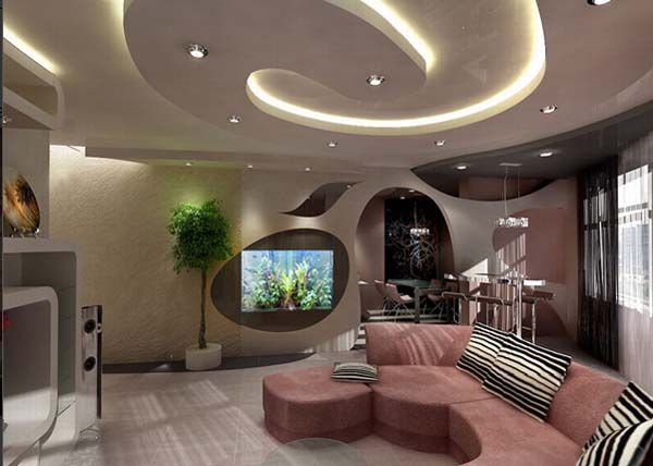 fantastic ceiling designs for your home - Home Ceilings Designs