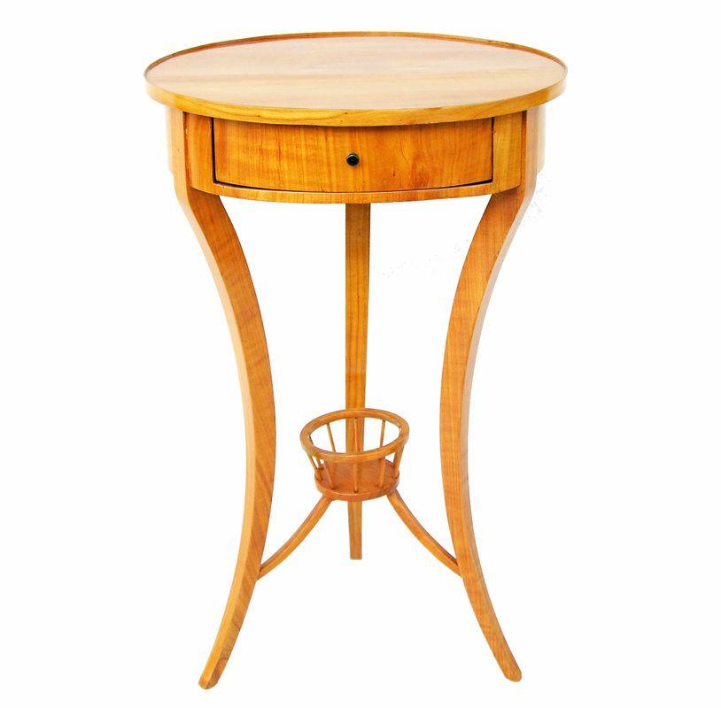 German Biedermeier Table Made In Cherry Wood 1820s | Biedermeier |  Pinterest | Woods And Interiors