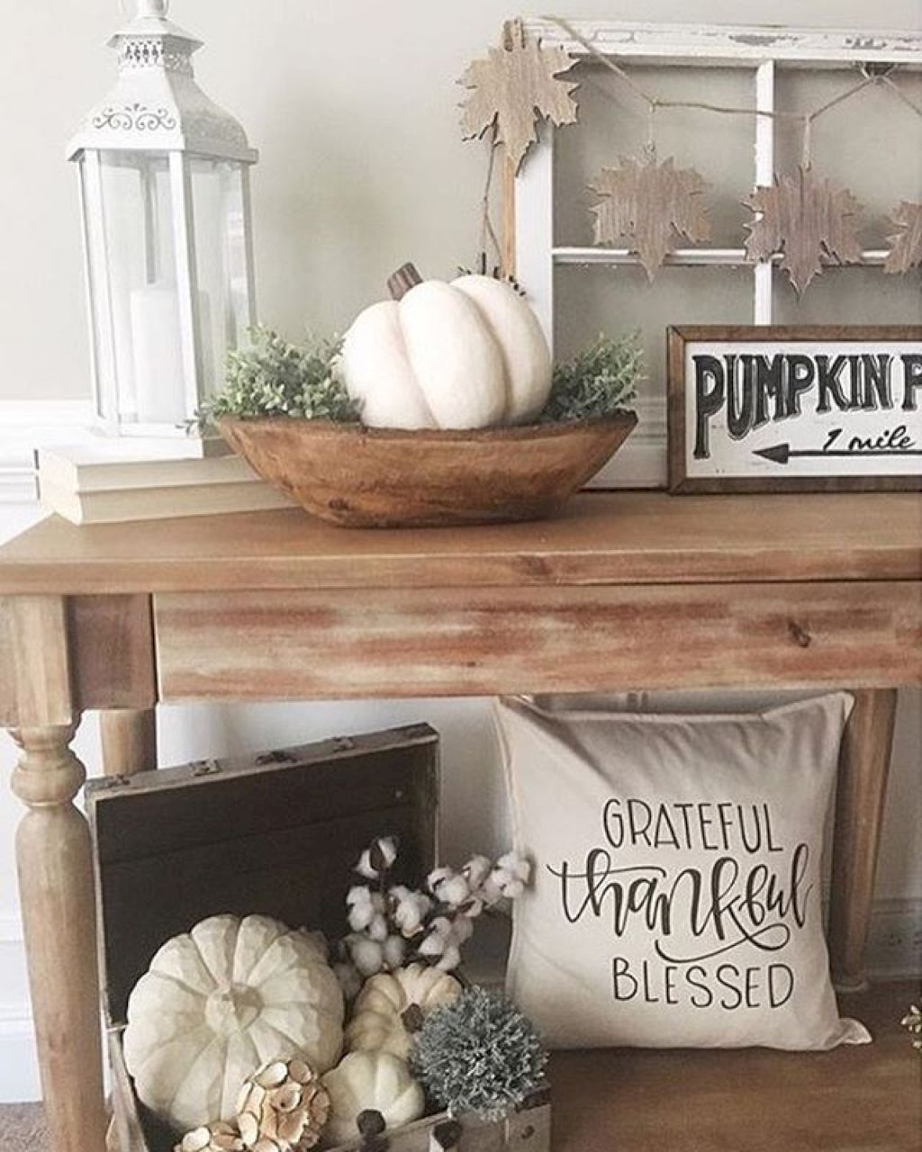 50 Luxurious Crafty Diy Farmhouse Fall Decor Ideas #falldecorideas