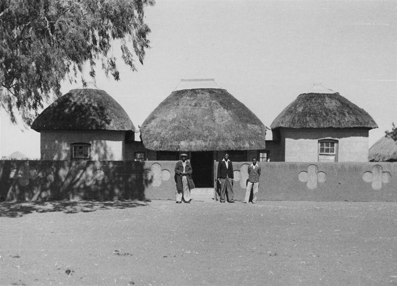 Datování ve frankistownské botswaně