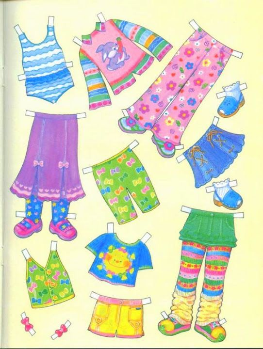 Paper Doll Lyalya 3.This From ven007 - MaryAnn - Picasa Webalbum