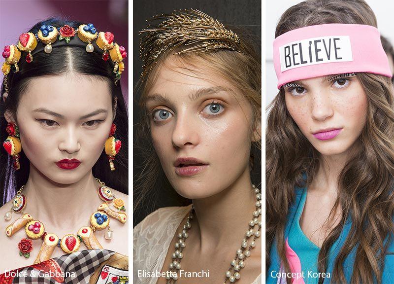 Spring  Summer 2018 Hair Accessory Trends  Headbands 102021edd93