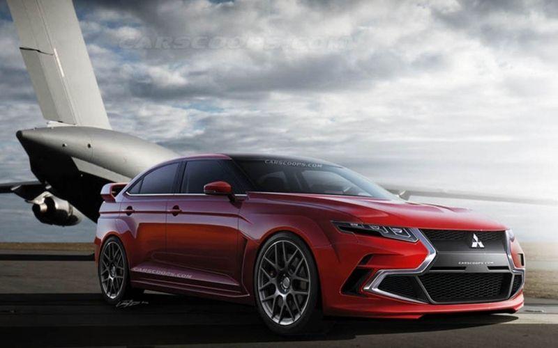 2017 Mitsubishi Evo Xi Concept Release Date Car Mitsubishi