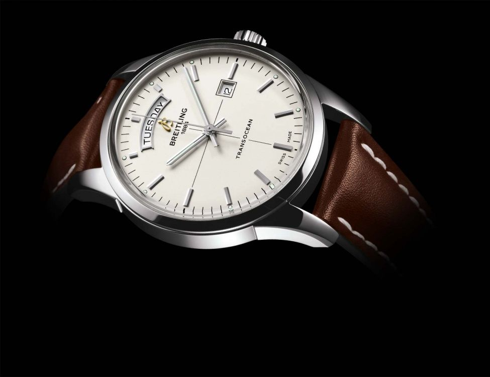 how to change date on breitling
