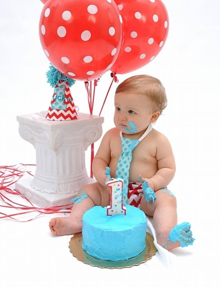 Cake Smash Outfit Boys BABY BOYS DIAPER Cover SetDr Suess