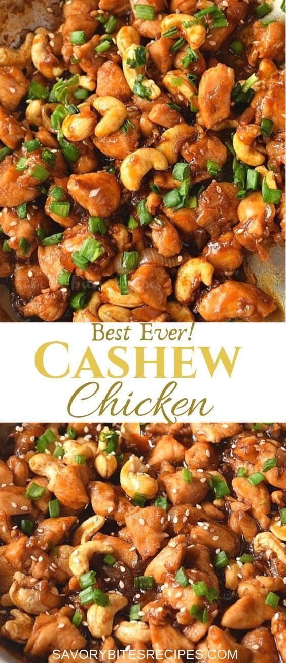 Photo of Try this ultimate cashew chicken pan – New Ideas