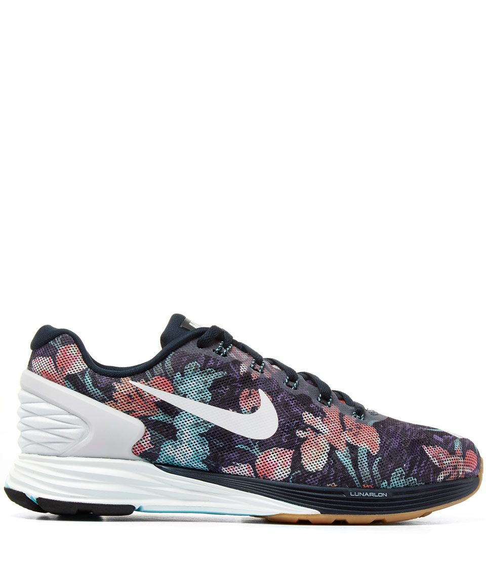 Nike Blue Lunarglide 6 Photosynthesis Trainers | Shoes | Liberty.co.uk