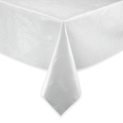 Vinyl Table Pad In White Table Pads Table Pad Protector