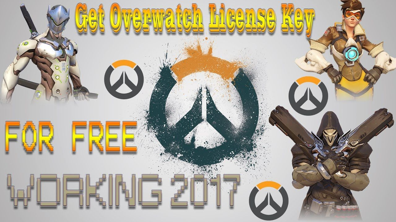 Maxi Size 36 x 24 Inch Overwatch Key Artwork Poster New