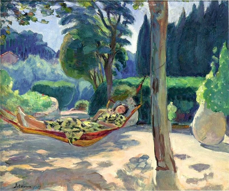 1923 - Henri Lebasque (1865-1937)