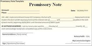 Image result for promissory note canada template free | legal ...