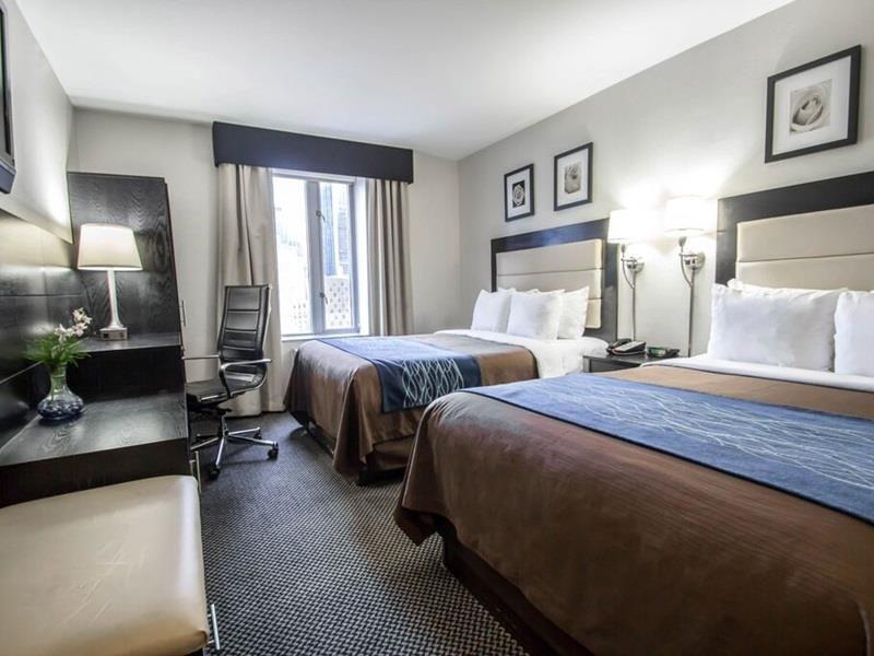 Comfort Inn Times Square South New York Hotels Manhattan Hotels Hotel
