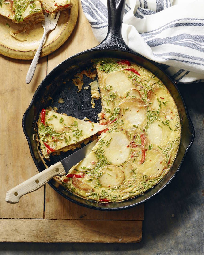 Spanish Tortilla from it can be