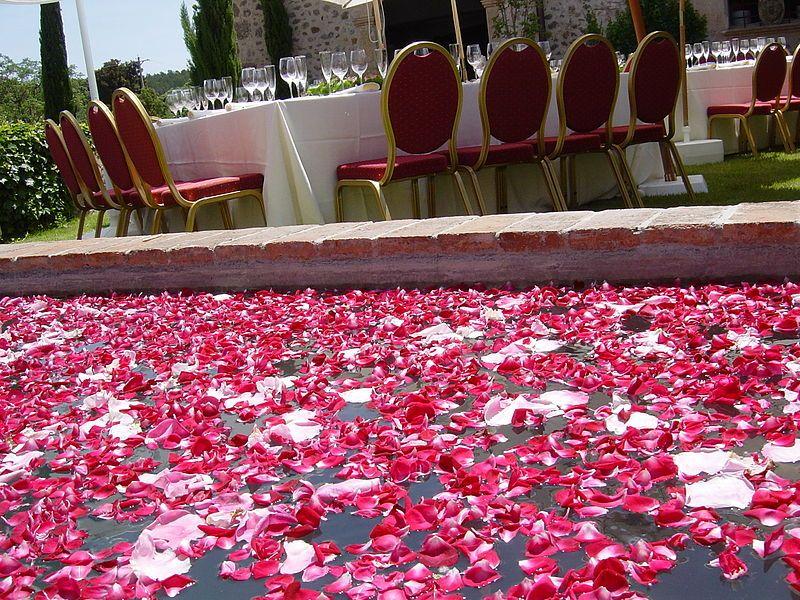 Decoración para bodas al aire libre | Wedding | Pinterest ...