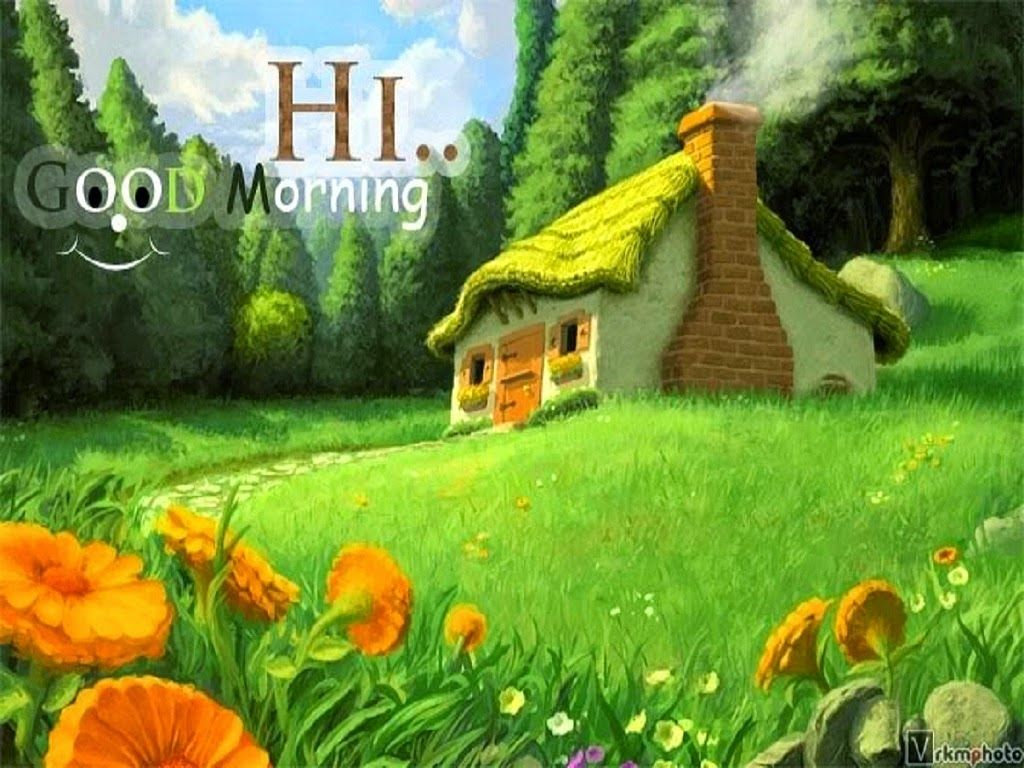 Good Morning Friends Scenery Wallpaper Beautiful Nature Wallpaper Landscape Wallpaper