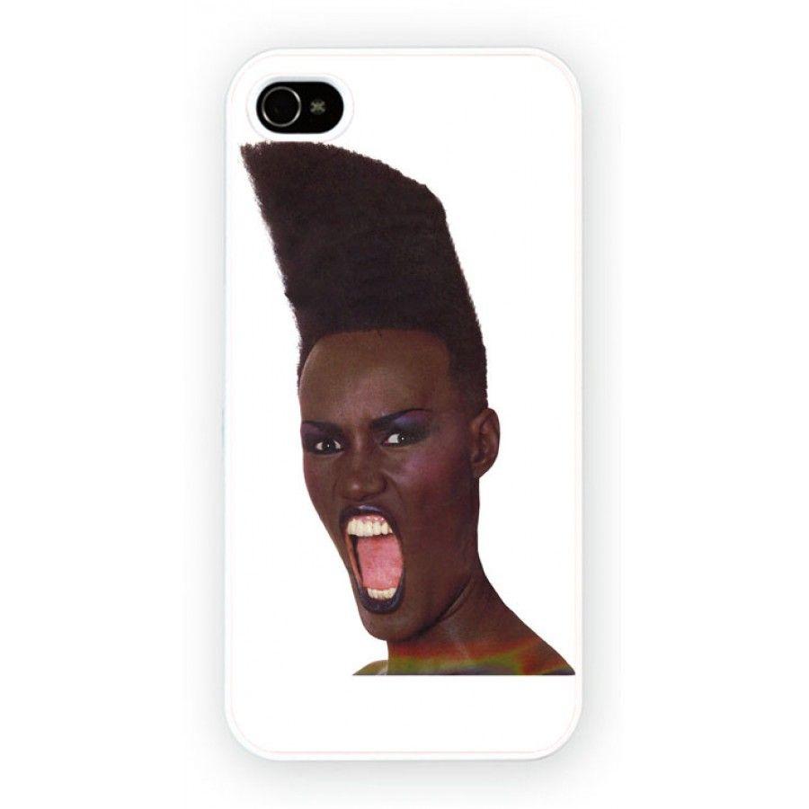 Grace Jones iPhone 4 4s and iPhone 5 Case