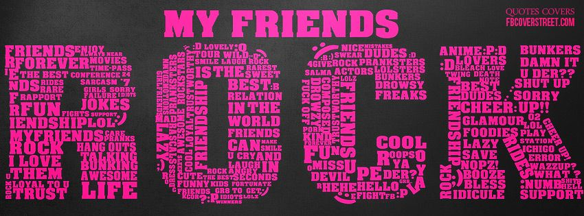 friendship rocks quotes