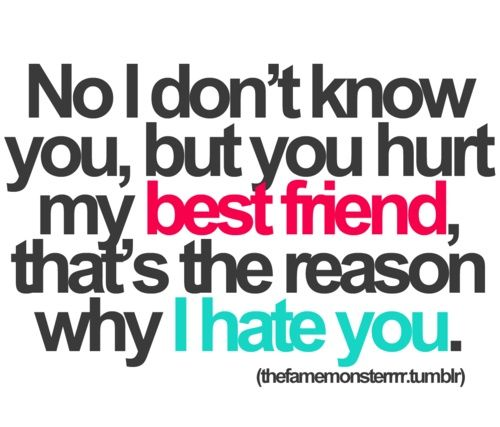 Hurt By Best Friend Quotes Quotesgram Friends Best Friend