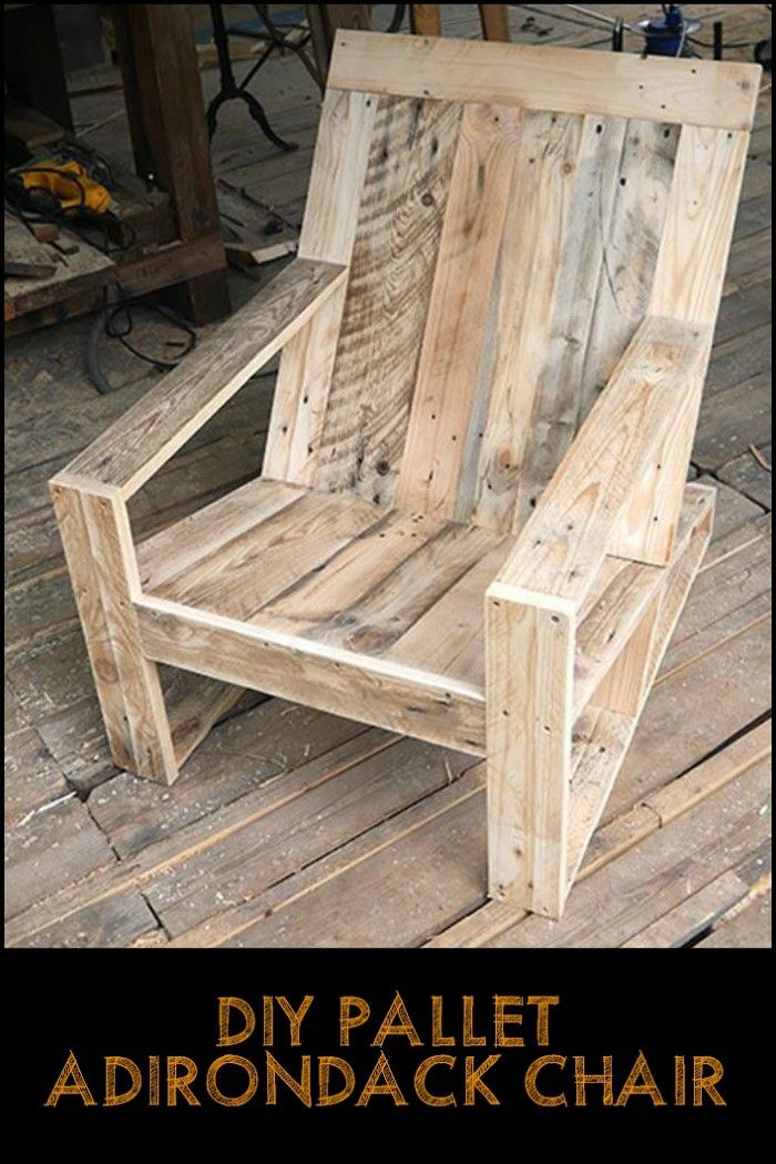 This Adirondack Chair Will Give You a Comfortable Place to Relax Without Breakin…