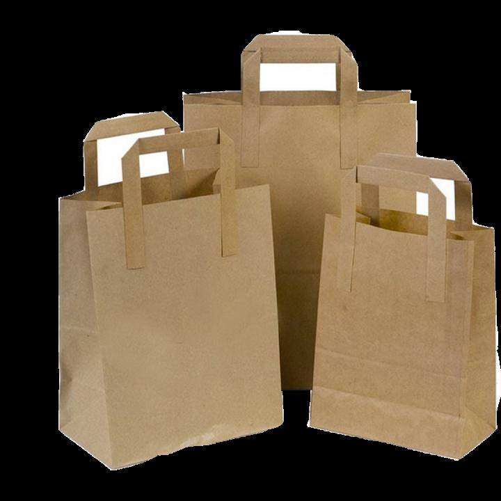 Turn A Men S Shirt Tie Into A Tote Aka Little Boy Church Bag Paper Carrier Bags Brown Paper Bag Paper Bag