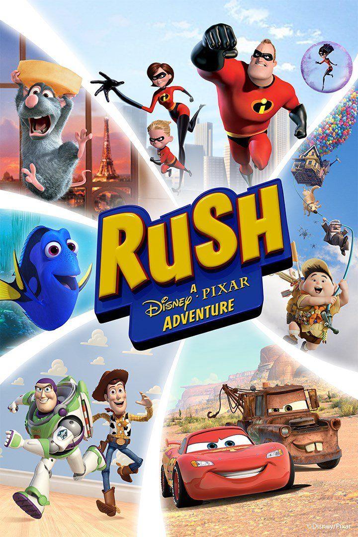 RUSH A Disney • PIXAR Adventure (PC) HTC Vive Support