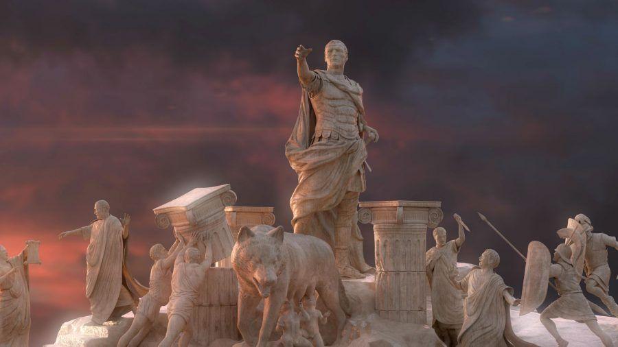 Imperator rome review julius caesar or biggus dickus