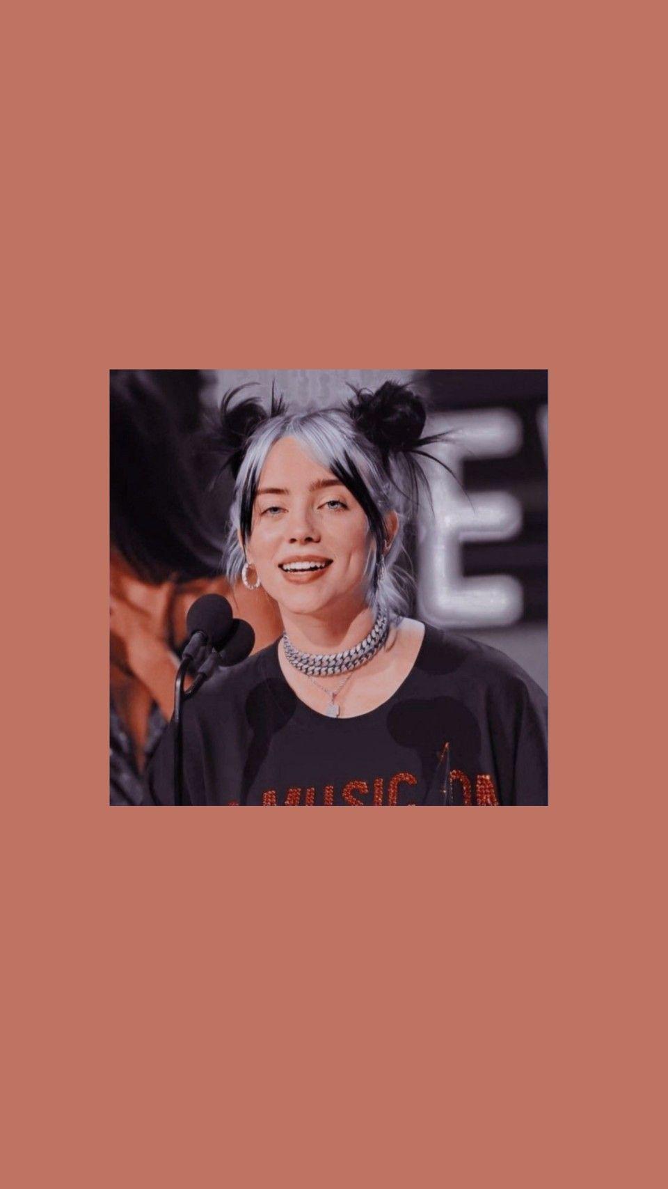Billie Eilish Wallpaper Lockscreen In 2020 Billie Billie Eilish Singer