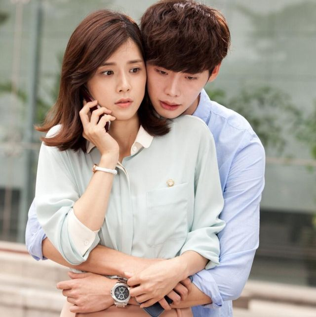 I Hear Your Voice - Lee Bo Young & Lee Jong Suk in this touching scene, they are so made for each other!