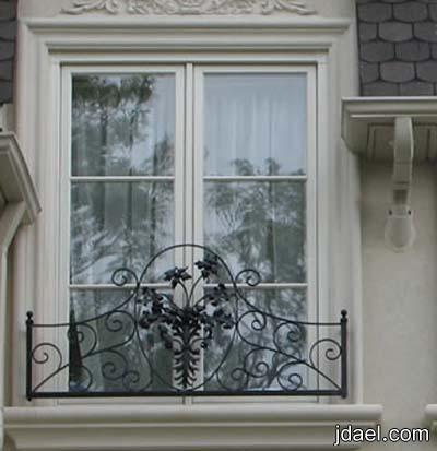 تصاميم نوافذ الزجاج لواجهات خارجيه للمنازل 2013 Window Grill Design Grill Design Windows And Doors